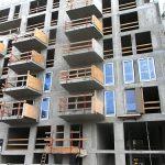 Rohbau Fassade