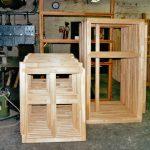Holzrahmenfenster